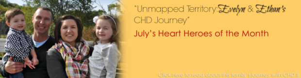 Unmapped Territory: Evelyn & Ethan's CHD Journey
