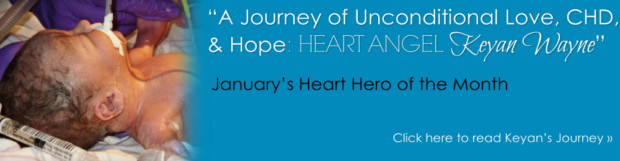A Journey of Unconditional Love, CHD and HOPE