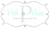 pick-a-posie photography logo